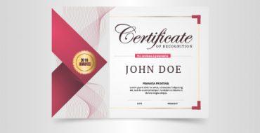Cetak Certificate Pranata Printing