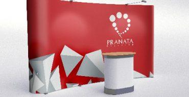 Cetak Magnetic Backdrop Pranata Printing