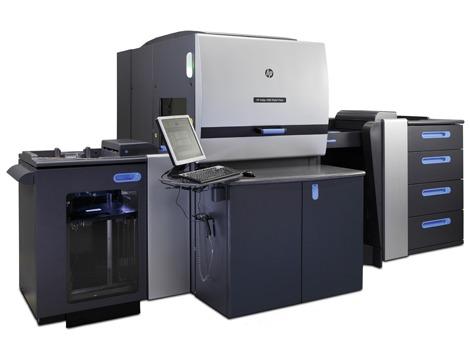 HP Indigo 5600