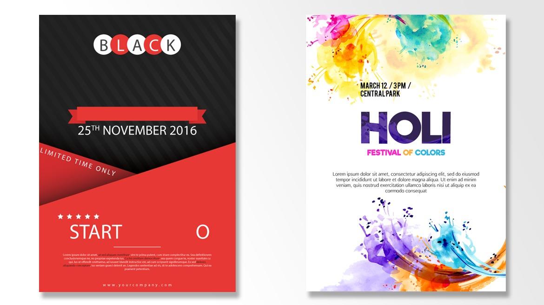 Berbagai Jenis Media Promosi Cetak Untuk Promosi Bisnis Poster