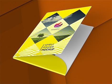 Cetak Company Folder Murah Jakarta Pranata Printing