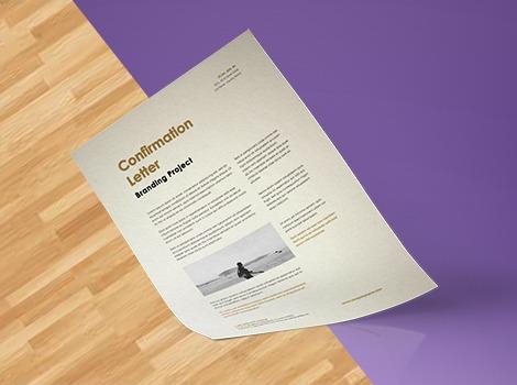 Cetak Kop Surat Online Murah Dan Cepat Pranata Printing