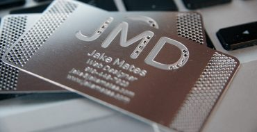 7 Tips Membuat Metal Name Card Yang Profesional