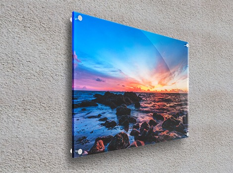 Cetak Frame Akrilik Acrylic Frame Murah Cepat Berkualitas Pranata Printing Jakarta