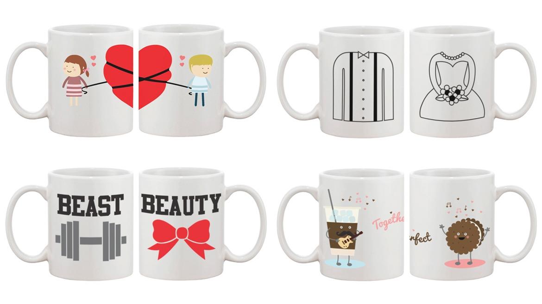 Desain Mug Couple Pranata Printing Jakarta