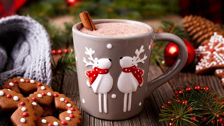 Desain Cetak Mug Cangkir Untuk Natal dan Tahun Baru