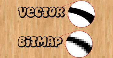 Pengertian Vektor dan Bitmap Dalam Desain Grafis